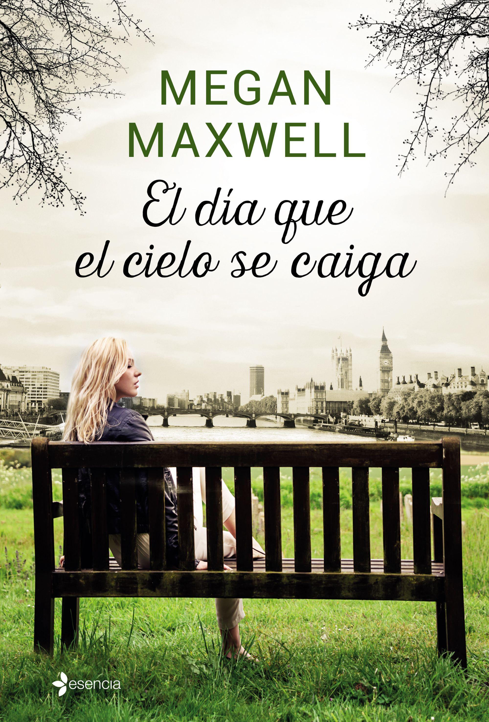 El Dia Que El Cielo Se Caiga + Colgante Swarovski - Maxwell Megan