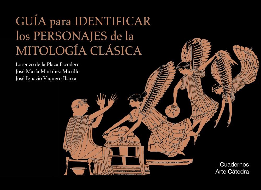 Guía Para Identificar Los Personajes De La Mitología Clásica - Vv.aa.