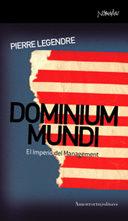 Dominium Mundi - Legendre Pierre