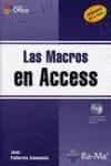 Las Macros En Access: Versiones 97 A 2007 - Pallerola Comamala Joan