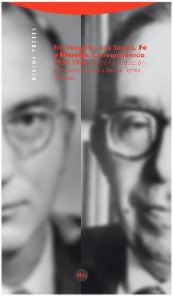 Fe Y Filosofia: Correspondencia (1934-1964) - Voegelin Eric