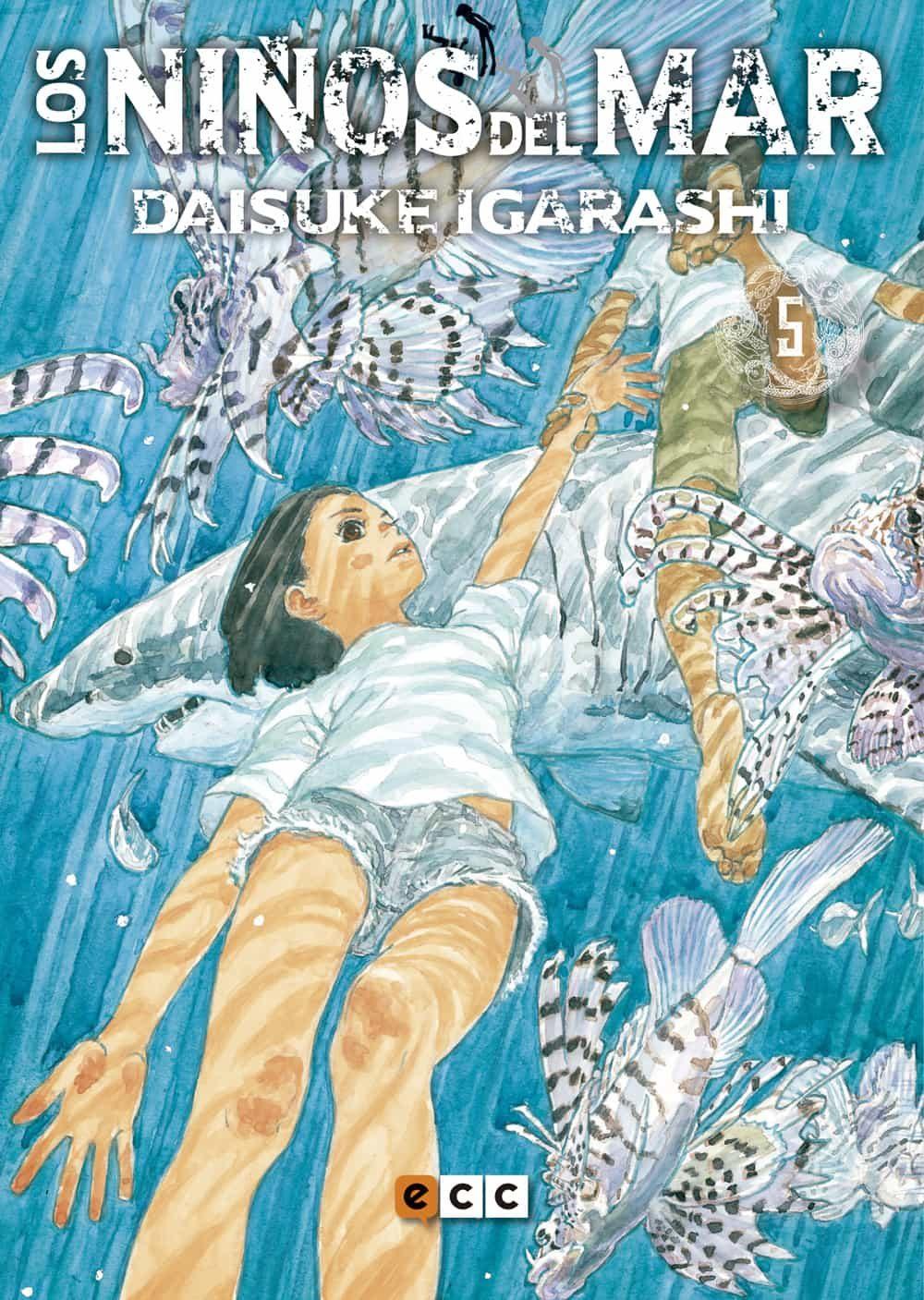 Los Niños Del Mar Nº 5 - Igarashi Daisuke