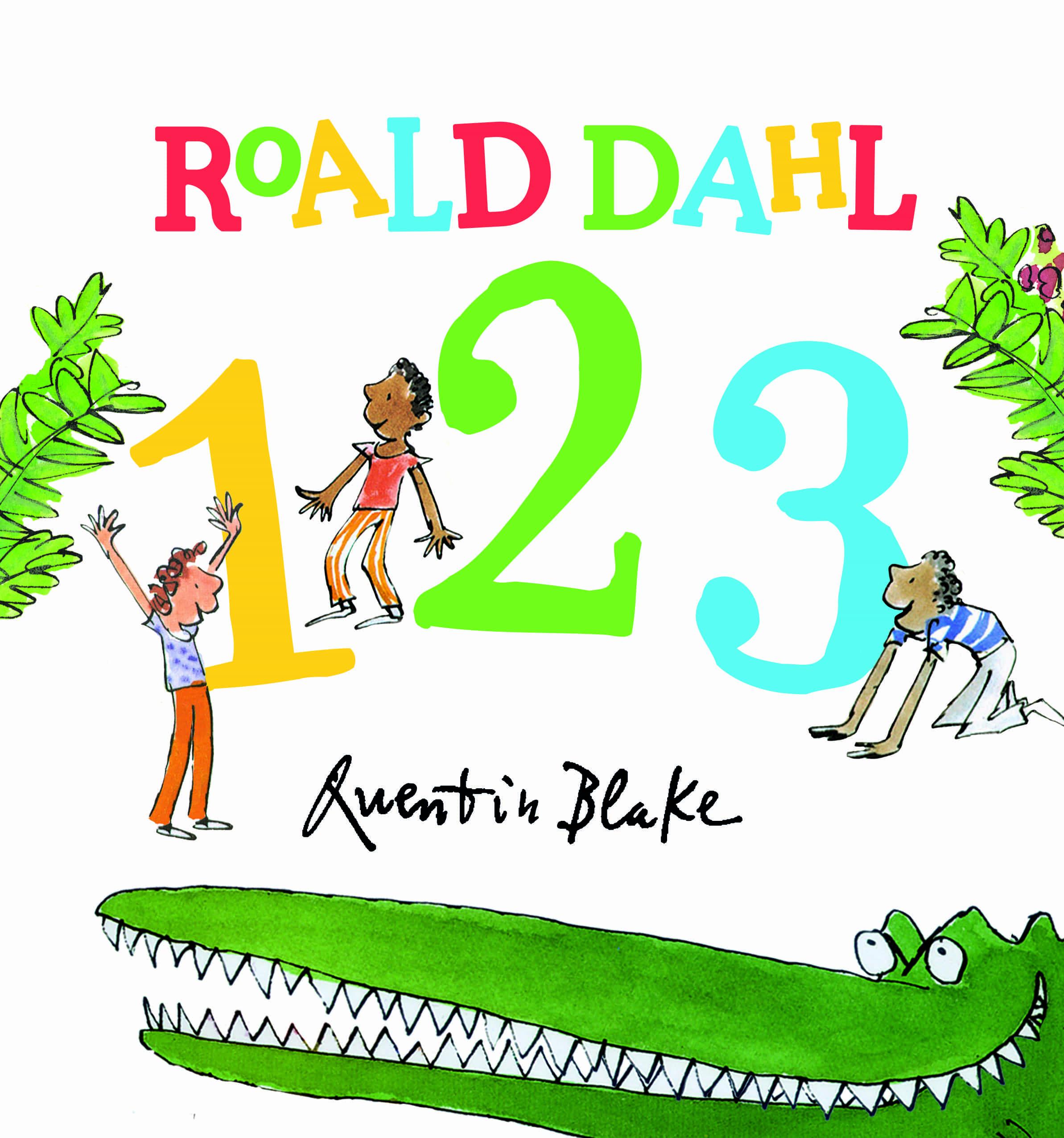 Roald Dahl : 1 2 3 - Dahl Roald