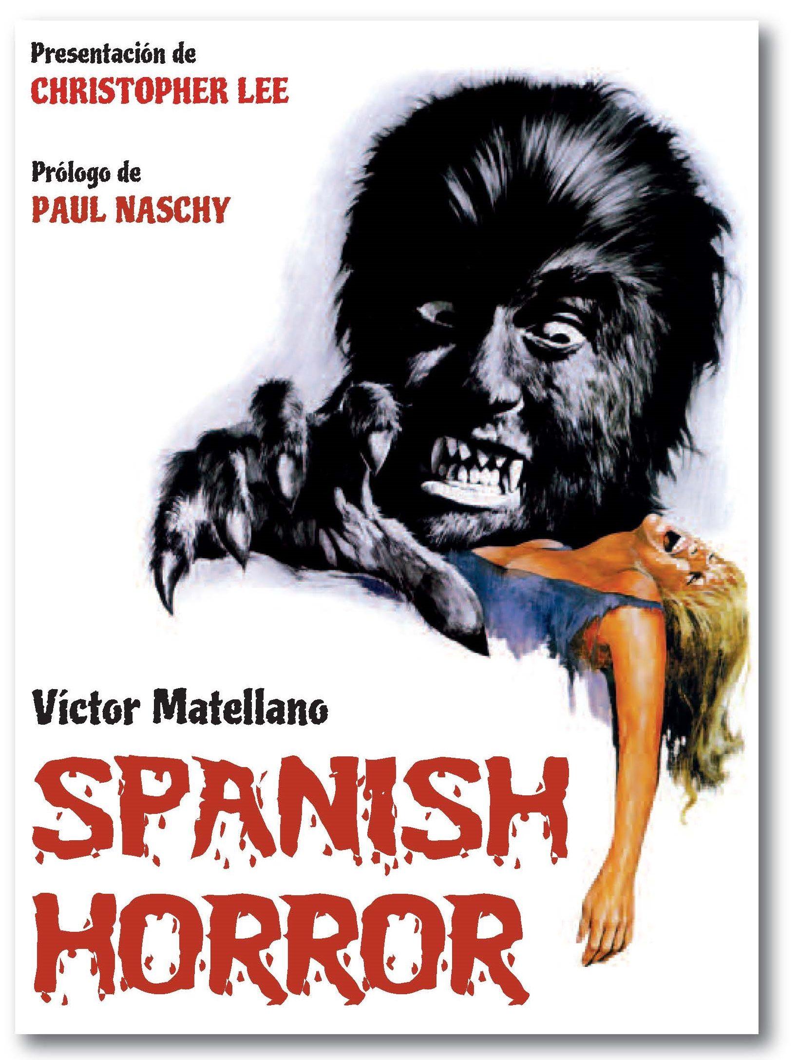 Spanish Horror - Matellano Victor