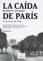 La Caida De Paris - Lottman Herbert