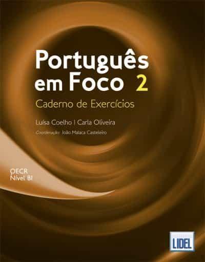 Portugues Em Foco 2 Ejercicios B1 - Vv.aa.