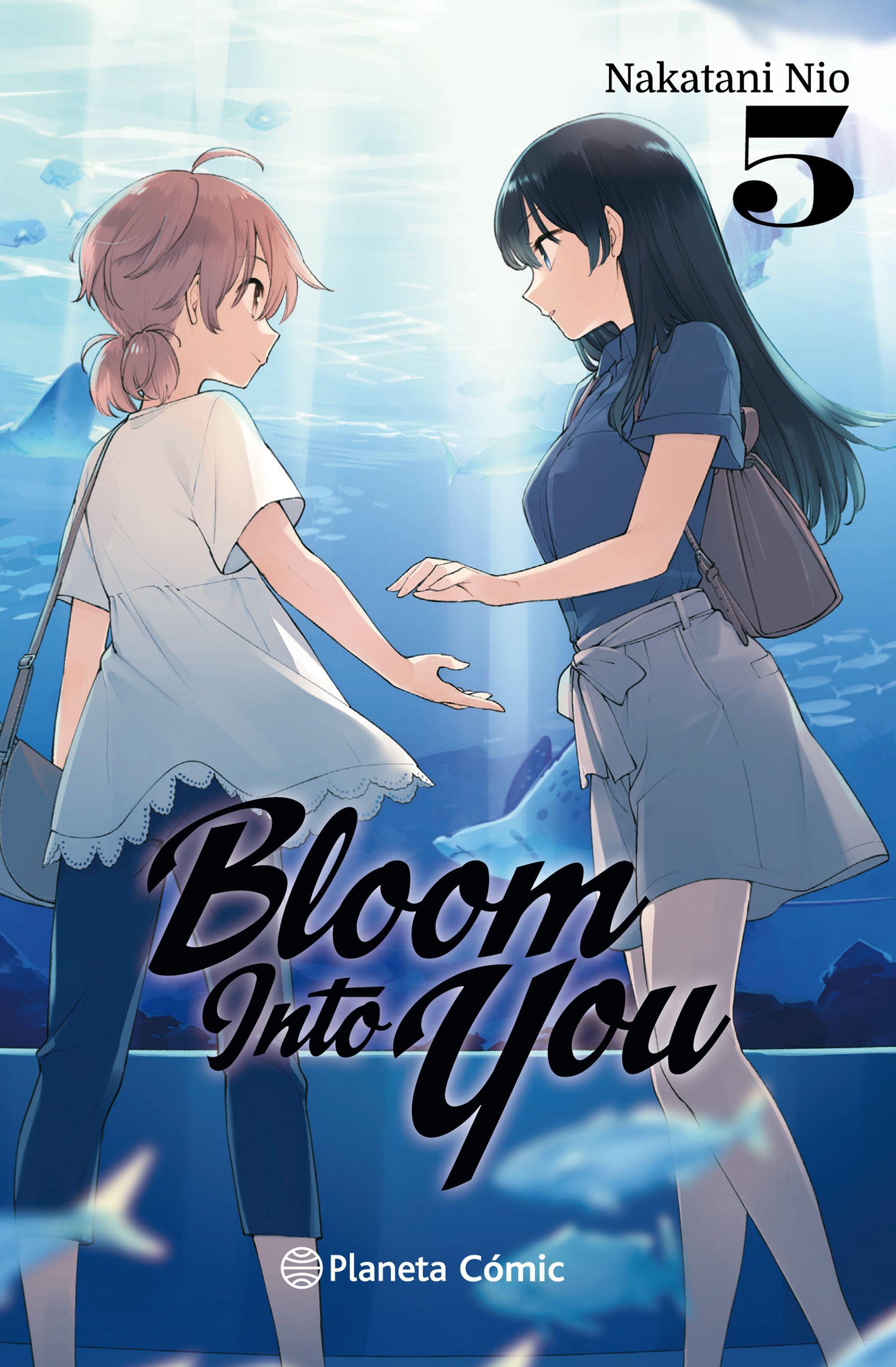 Bloom Into You Nº 05 - Nio Nakatani
