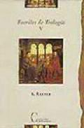 Escritos De Teologia (t. V) - Rahner Karl