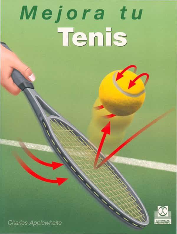 Mejora Tu Tenis - Applewhaite Charles