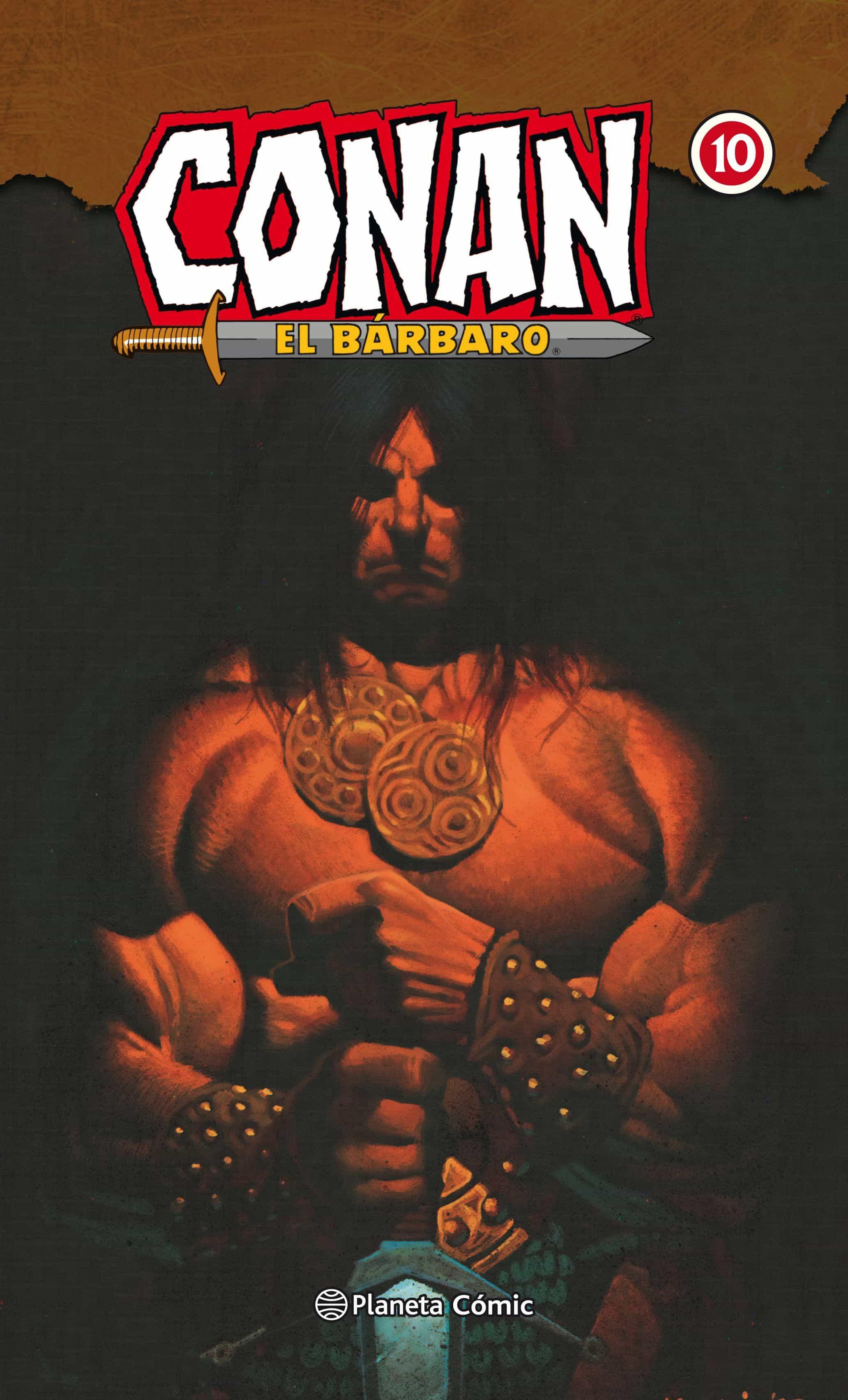 Conan El Bárbaro (integral) Nº 10/10 - Thomas Roy