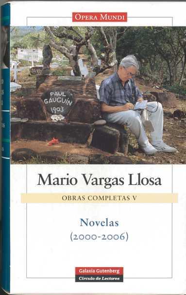 Novelas (2000-2006): Obras completas. Vol.V