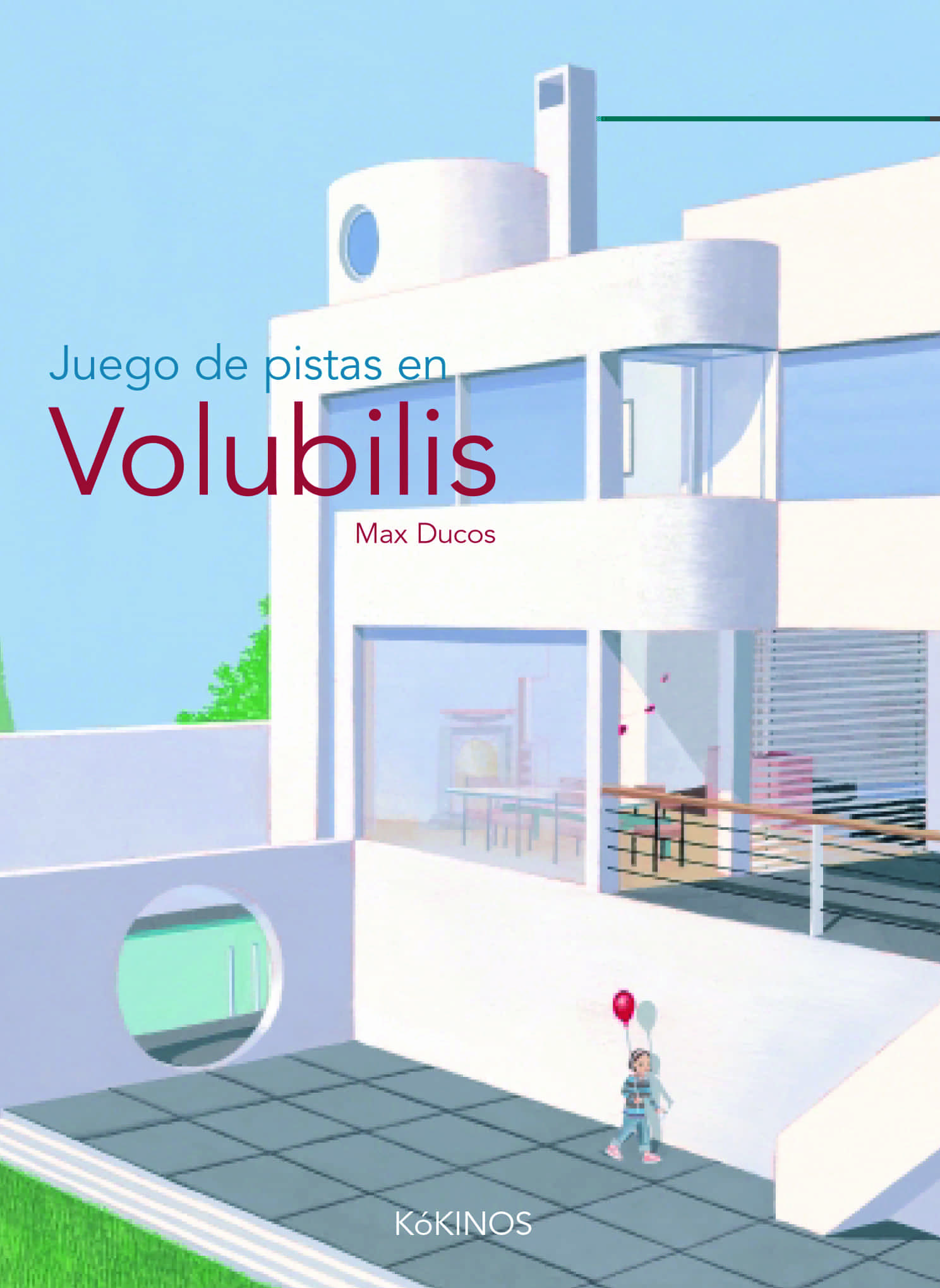 Juego De Pistas En Volubilis - Ducos Max