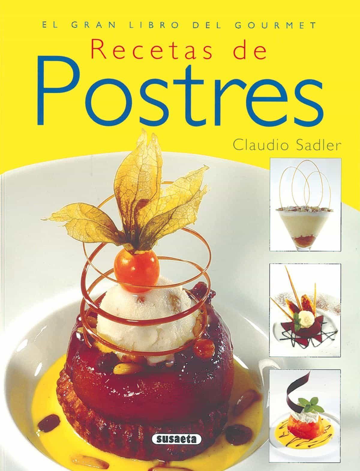 Recetas De Postres - Vv.aa.
