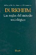 Las Reglas Del Metodo Sociologico - Durkheim Emile
