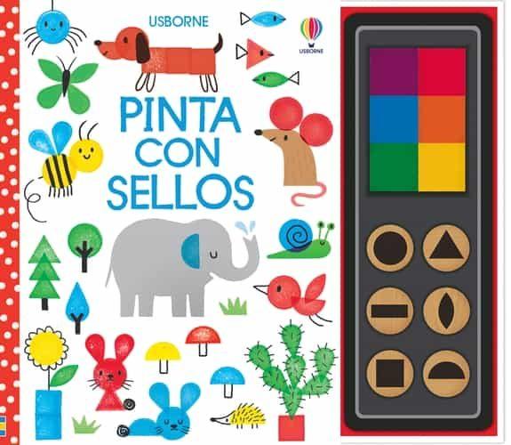 Pinta Con Sellos - Watt Fiona