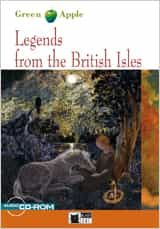 Legends From The British Isles (book + Cd-rom) (black Cat) 2º Eso - Vv.aa.