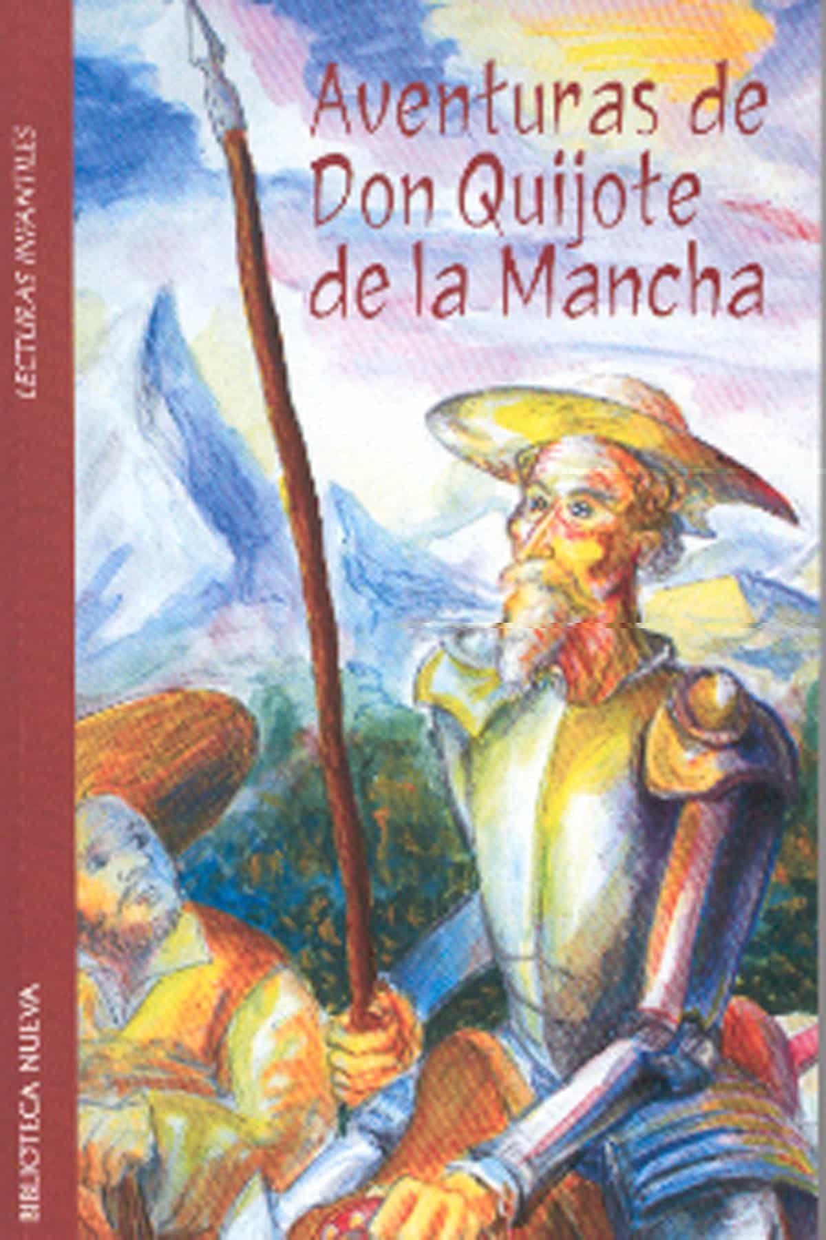 Aventuras De Don Quijote De La Mancha - De Cervantes Miguel