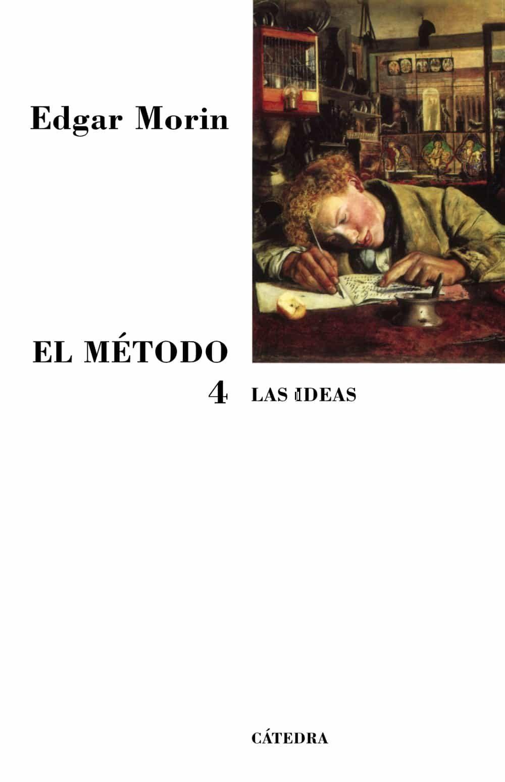 El Metodo T.iv (4ª Ed ) - Morin Edgar