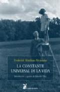 La Constante Universal De La Vida: Introduccion Y Apuntes De Edua Rdo - Alexander F. Mathias