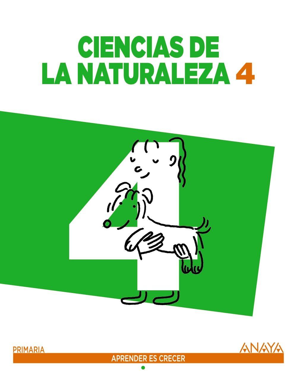 Ciencias De La Naturaleza 4º Educacion Primaria Madrid / Murcia / Arag - Vv.aa.