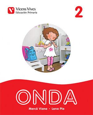 Comprension Lectora 2ºep Onda 2 - Vv.aa.