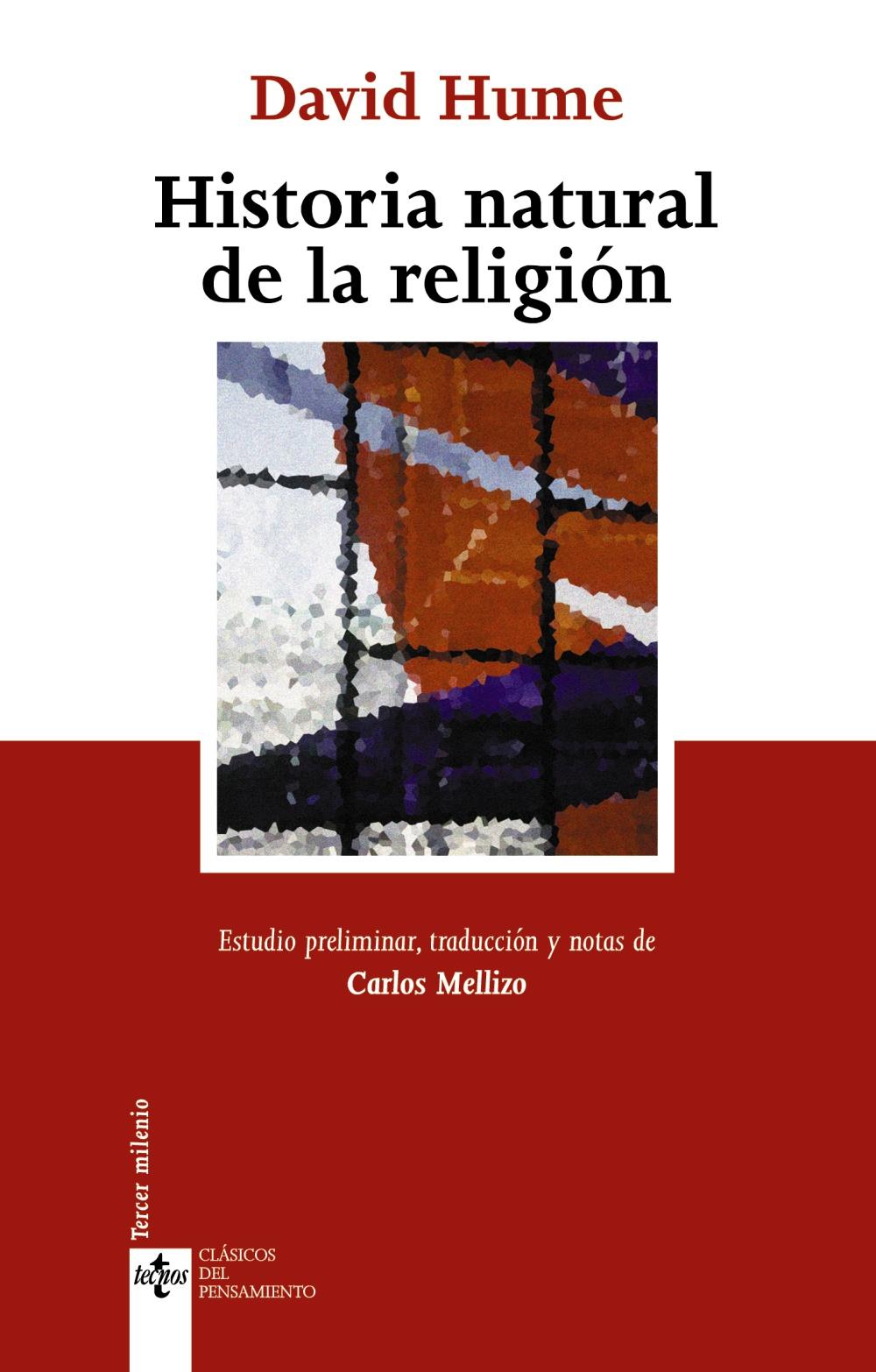 Historia Natural De La Religion (3ª Ed.) - Hume David