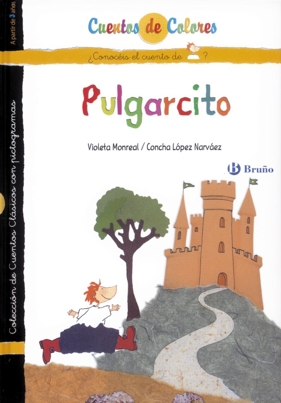 Pulgarcito (cuentos De Colores) - Vv.aa.