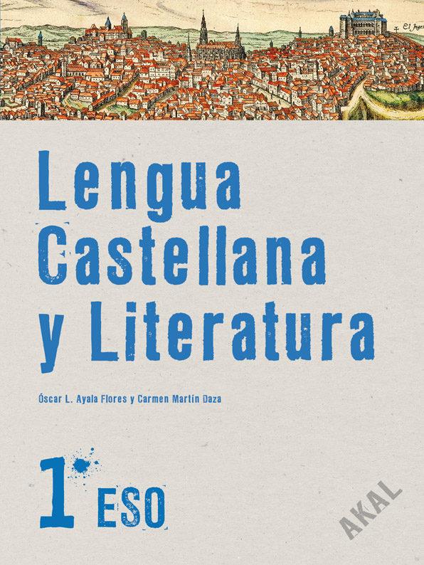 Lengua Castellana Y Literatura (1º Eso) - Vv.aa.