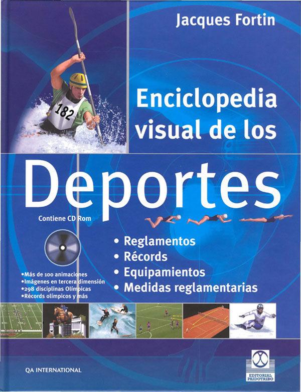 Enciclopedia Visual De Los Deportes - Vv.aa.