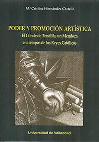 Poder Y Promoción Artística - Hernandez Castello Mª Cristina