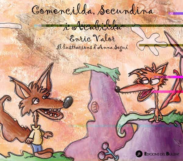 Comencilda Secundina I Acabilda (contiene Cd) - Valor Vives Enric