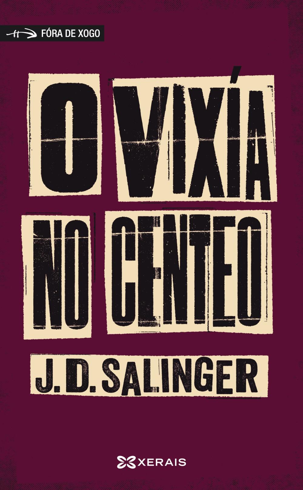 O Vixia No Centeo - Salinger Jerome D.