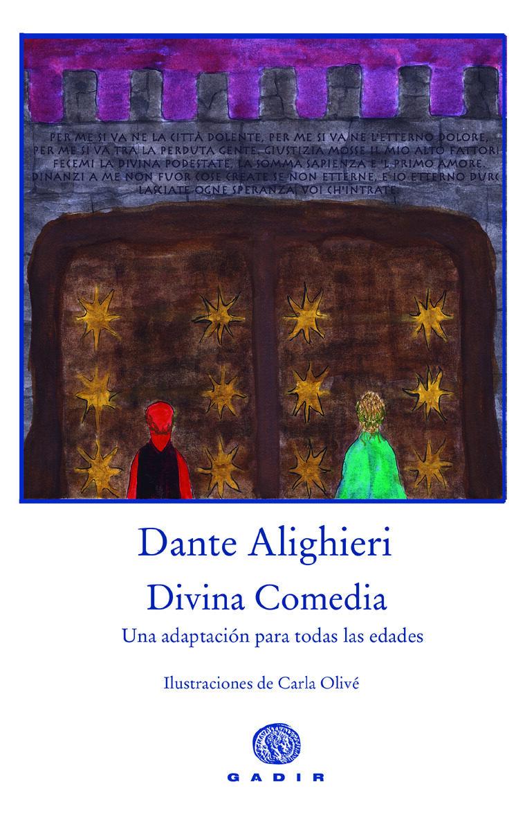Divina Comedia: Una Adaptacion Para Todas Las Edades (2ª Ed.) - Alighieri Dante