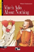 Much Ado About Nothing. Book + Cd - Shakespeare William