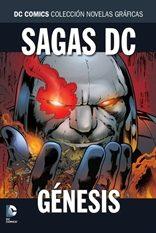 Coleccion Novelas Graficas: Sagas Dc 7: Genesis - Vv.aa.