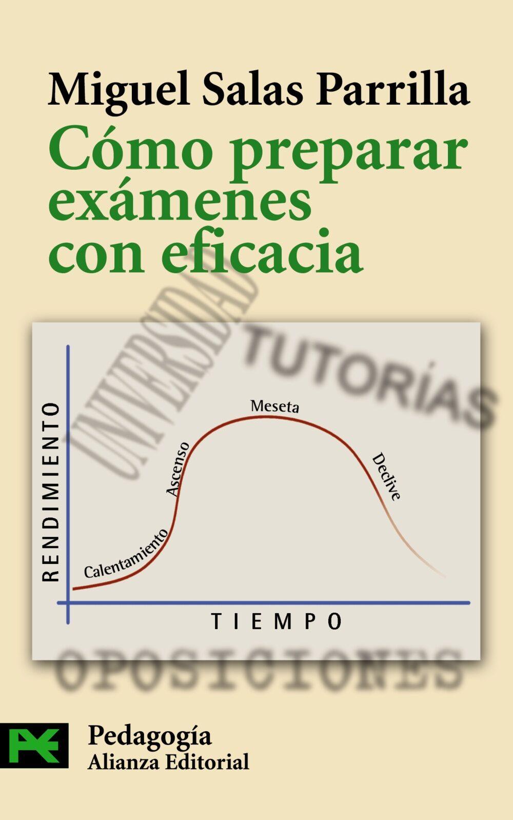Como Preparar Examenes Con Eficacia - Salas Parrilla Miguel