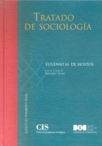 Tratado De Sociologia - Hostos Eugenio Mª De