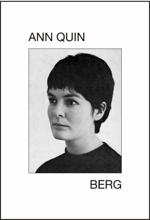 Berg - Quin Ann