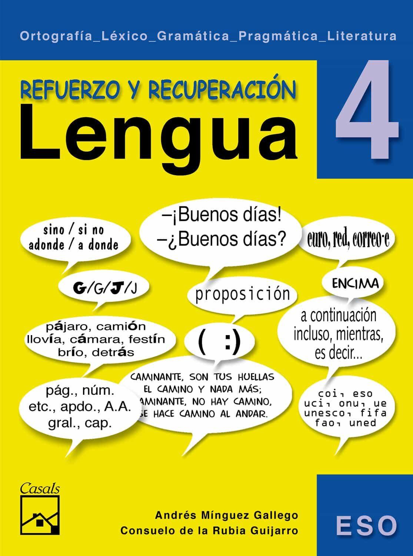 Repasa Y Aprueba Lengua Y Literatura (4º Eso) - Vv.aa.