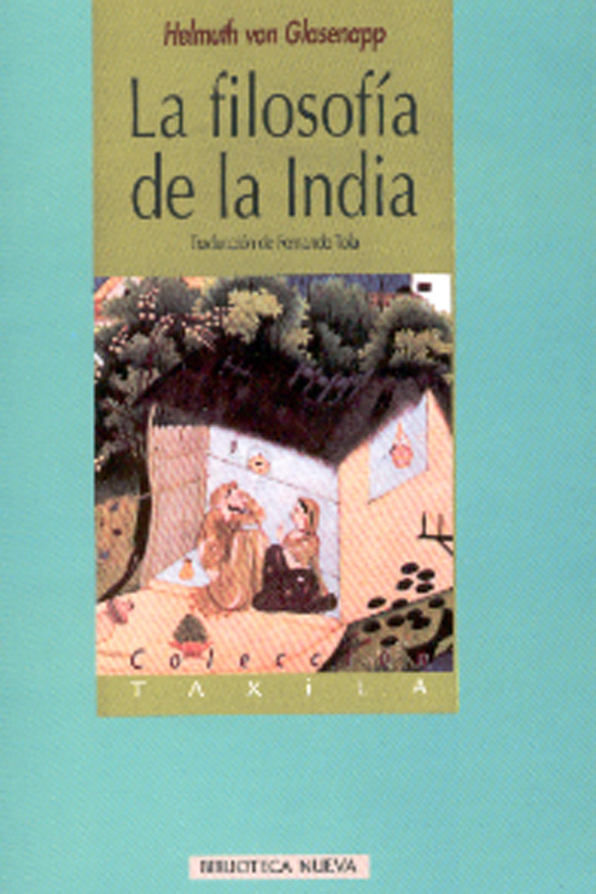 La Filosofia De La India - Glasenapp Helmuth Von