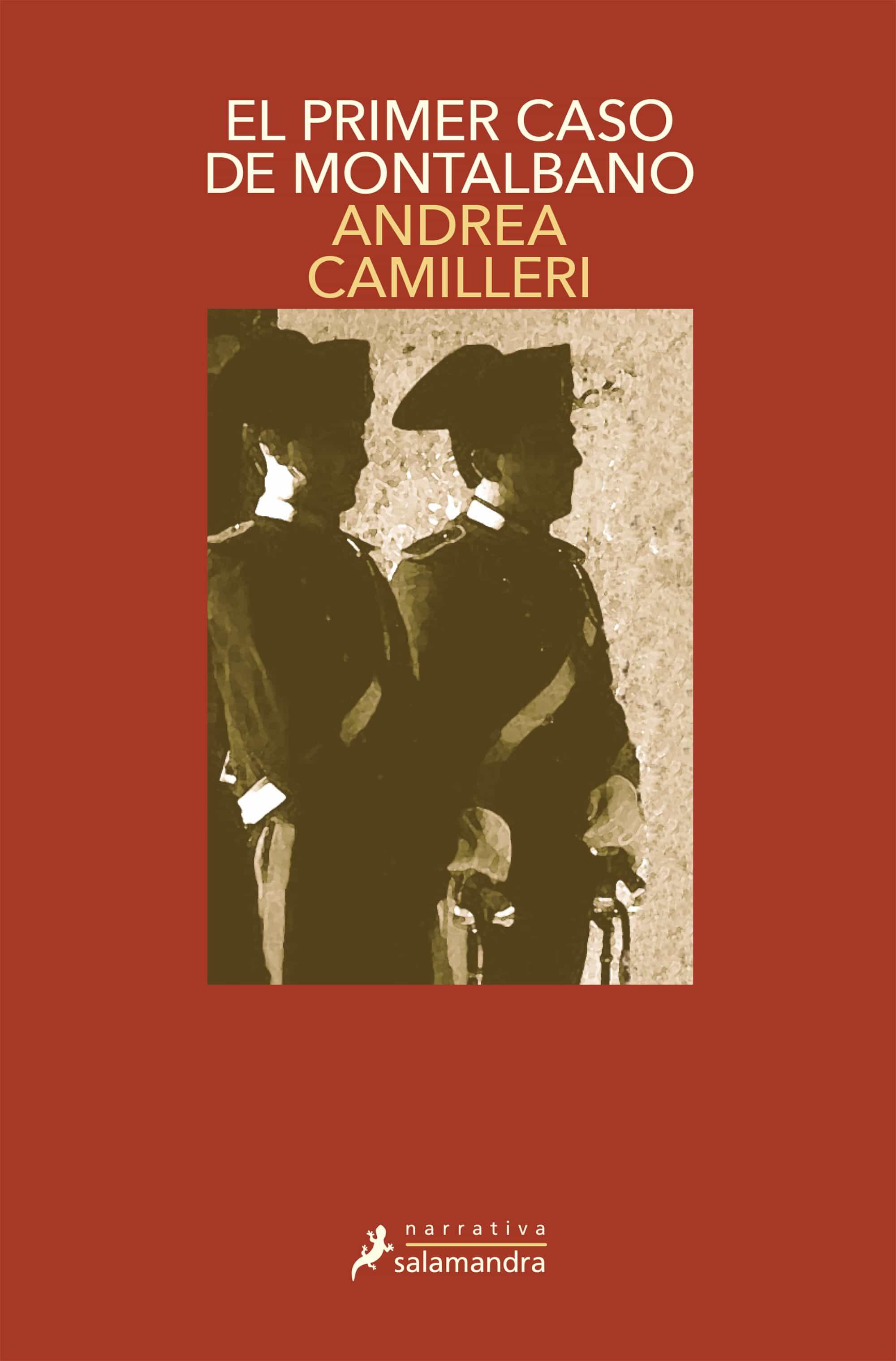 El Primer Caso De Montalbano (serie Montalbano 11) (relatos) - Camilleri Andrea