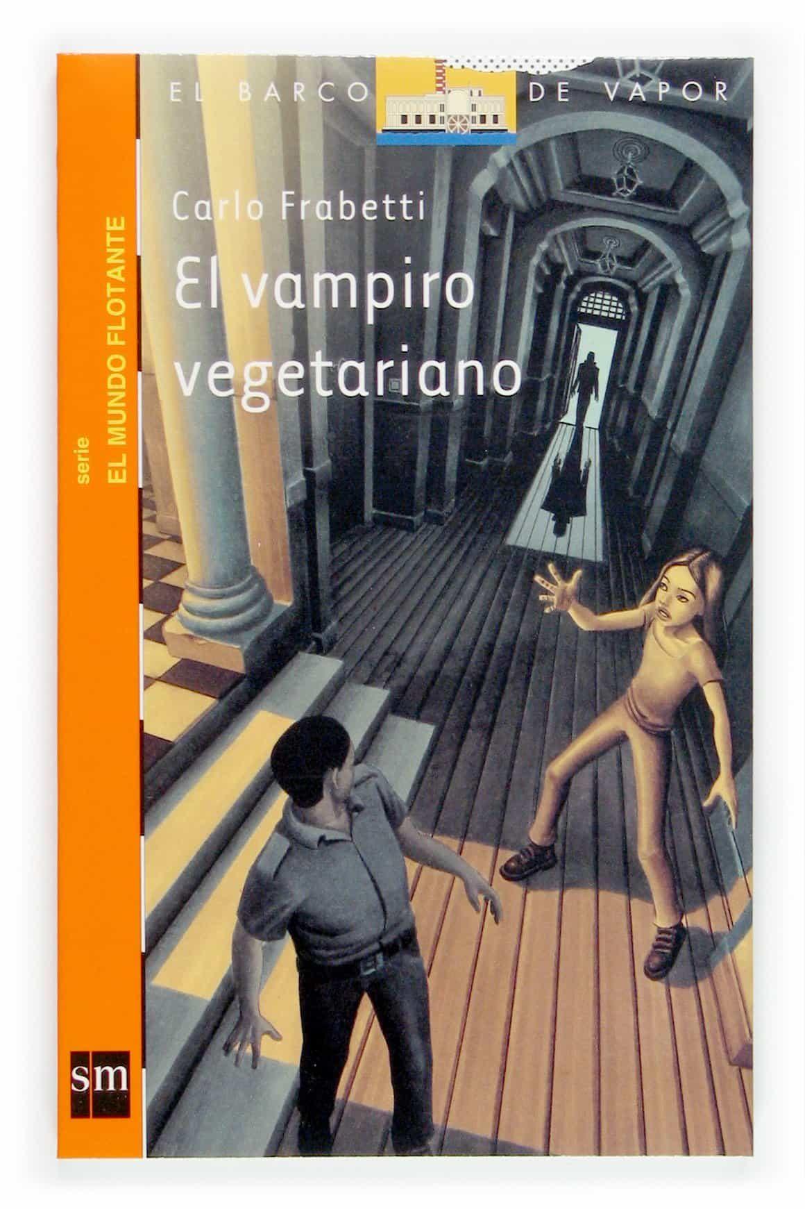 El Vampiro Vegetariano (2ª Ed.) - Frabetti Carlo