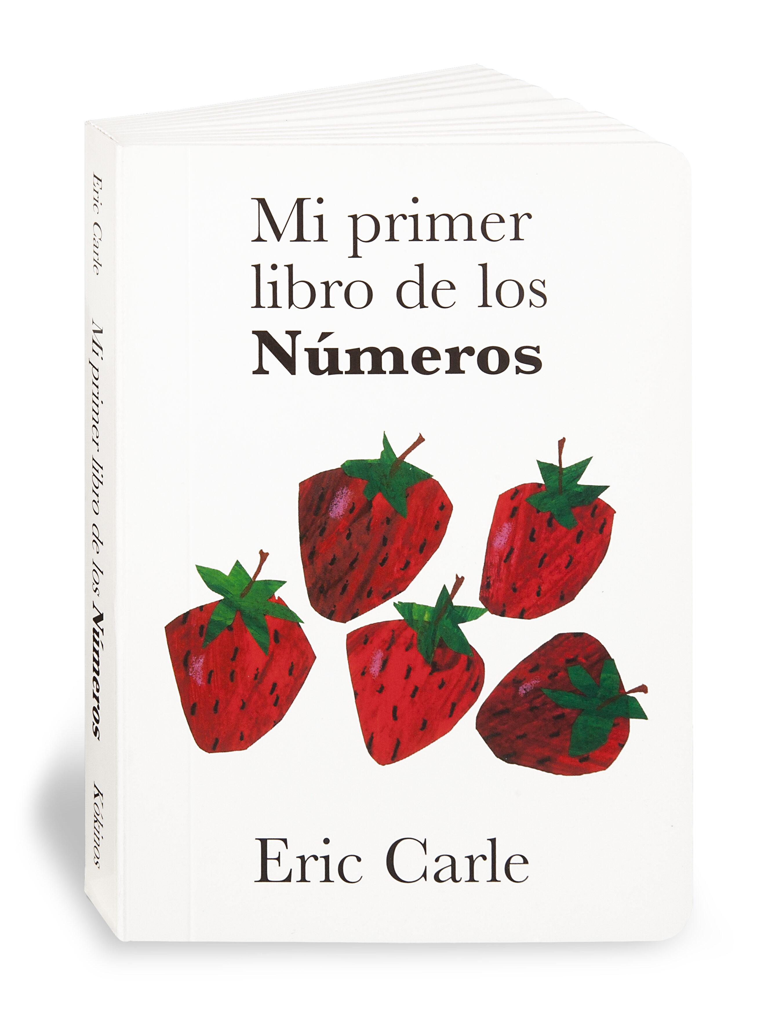 Mi Primer Libro De Numeros - Carle Eric