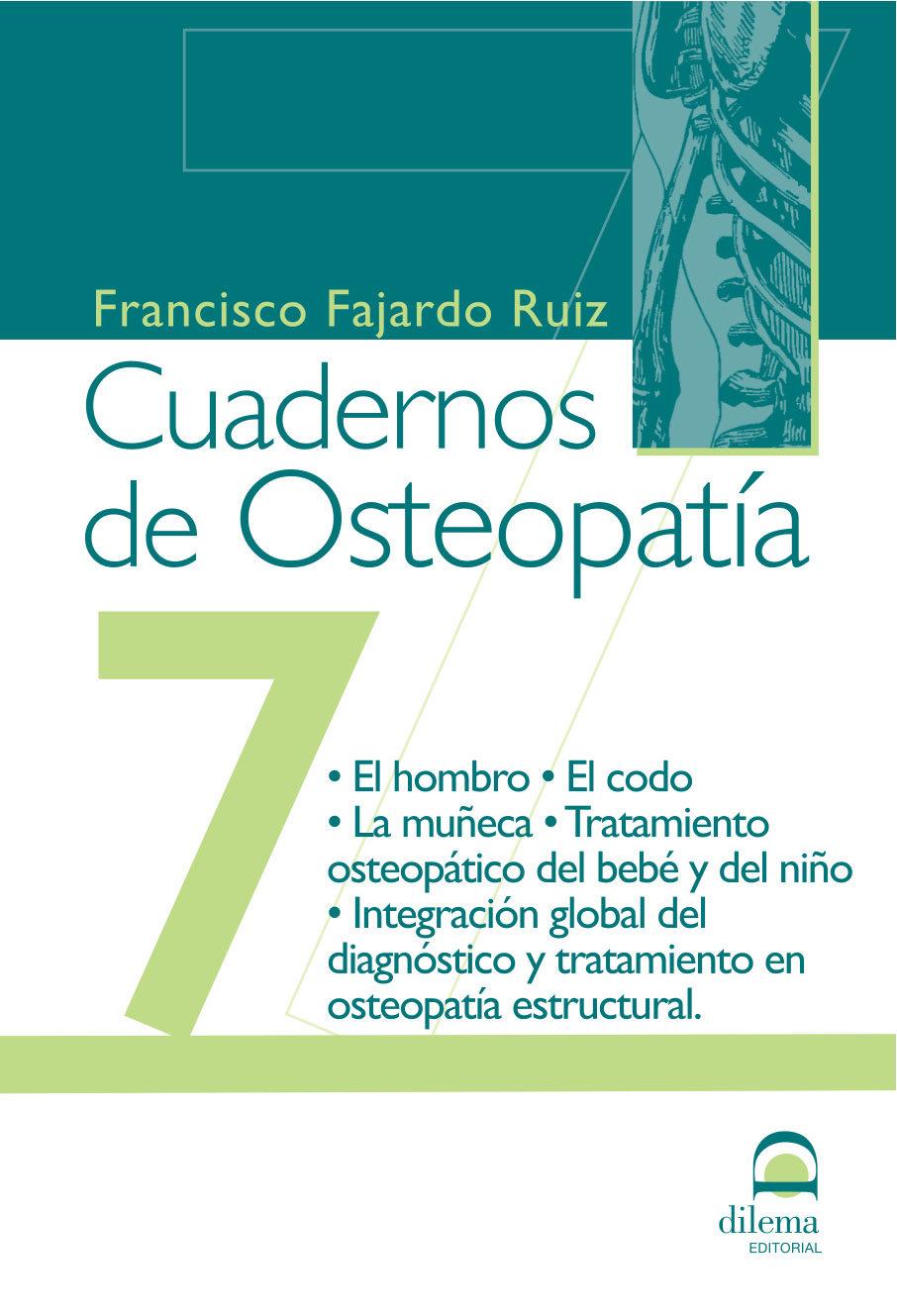Cuadernos De Osteopatia Nº 7 - Fajardo Ruiz Francisco