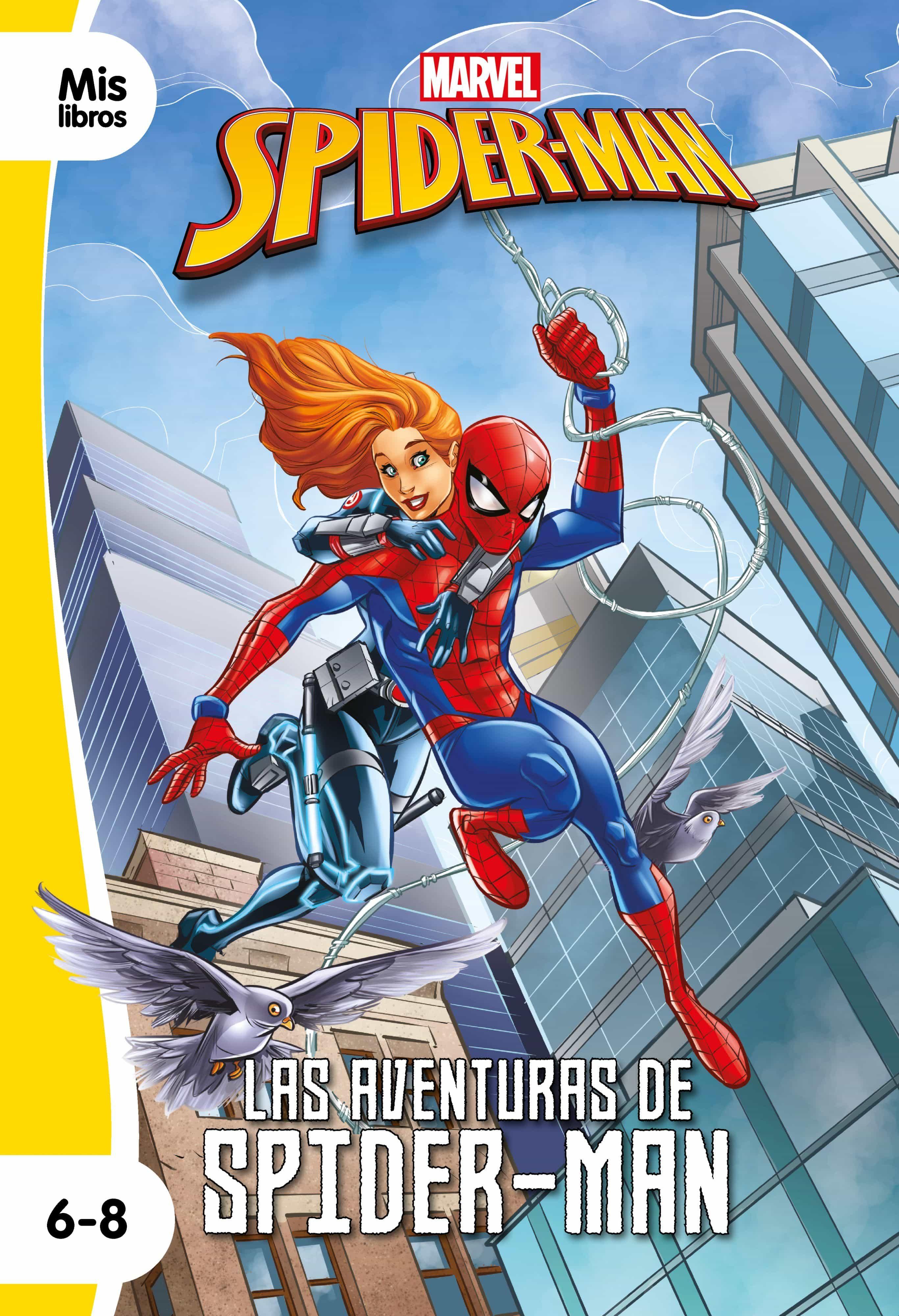 Spider-man. Las Aventuras De Spider-man. Narrativa - Marvel