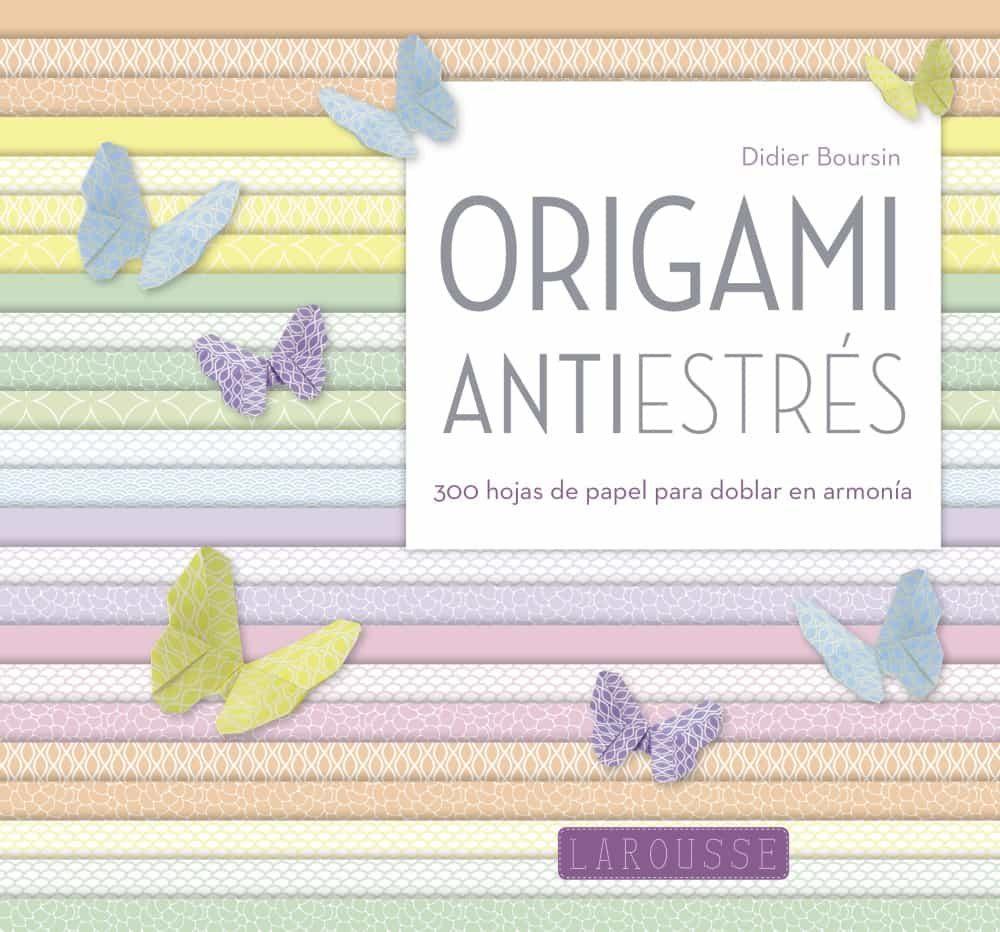 Origami Antiestres - Vv.aa.