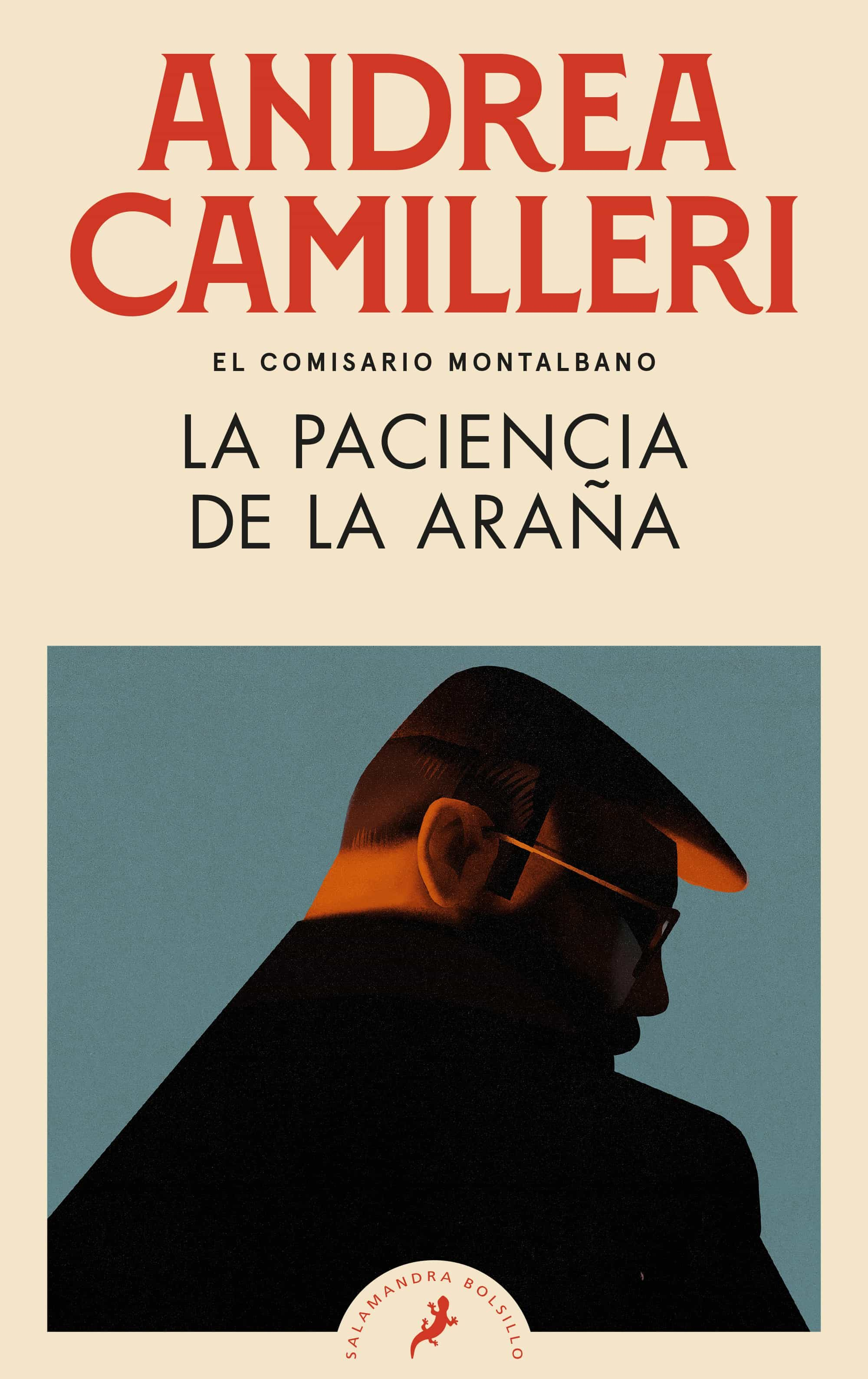 La Paciencia De La Araña (comisario Montalbano 12) - Camilleri Andrea