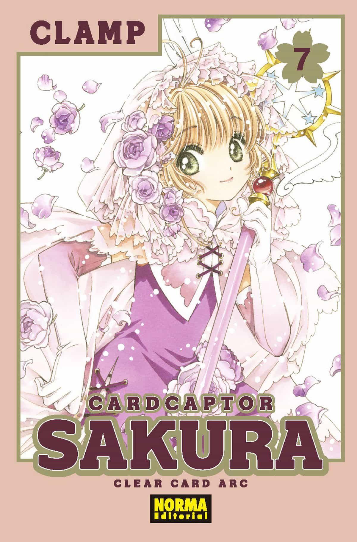 Cardcaptor Sakura Clear Card Arc 7 - Clamp