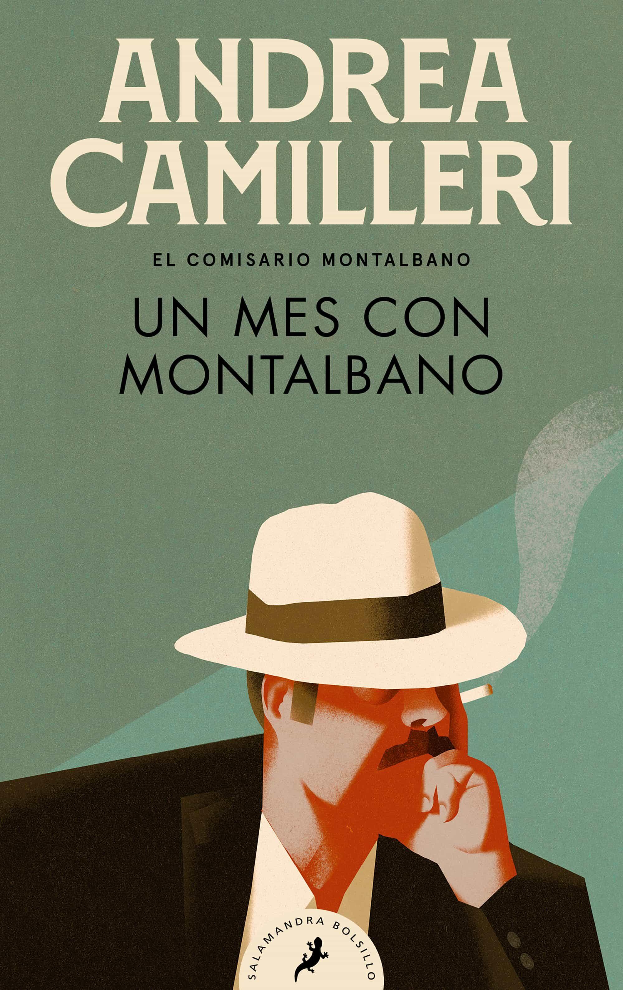 Un Mes Con Montalbano - Camilleri Andrea