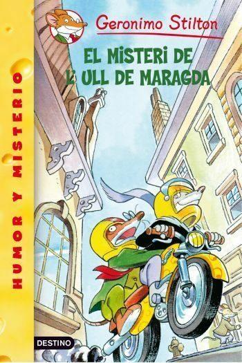 El Misteri De L Ull De Maragda - Stilton Geronimo